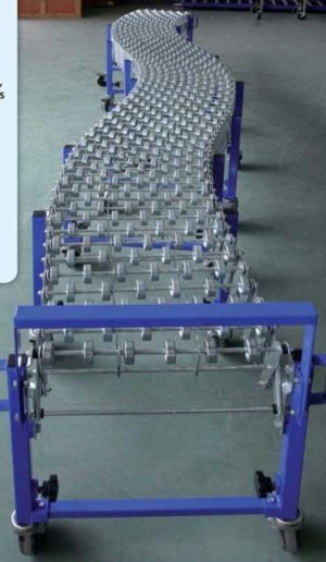 Flexable conveyors