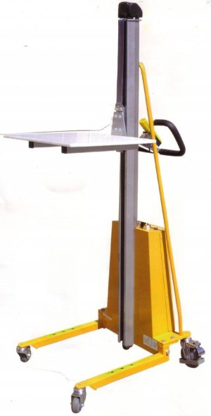 Battery Operated Lift Table