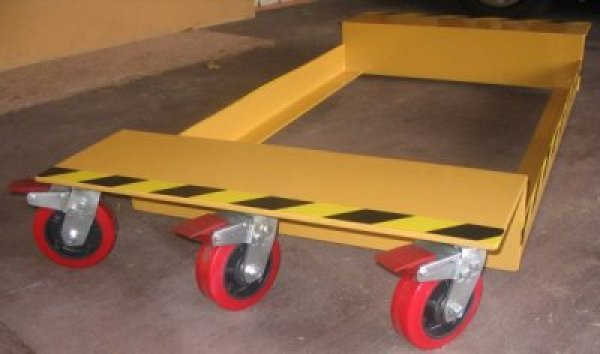 Lift Table Trolley- Low Profile