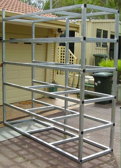 Shelving Unit 50 x 50