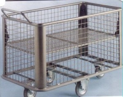 Laundry Trolley Heavy Duty