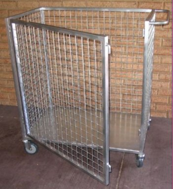 Mesh Trolley Built To Your Needs6