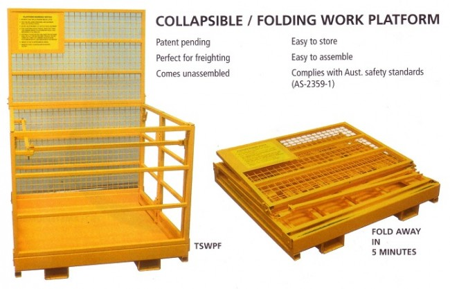 Safety Cage – Collapsible