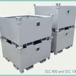 Stackable Crane Bin – SSC