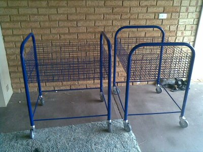 Mesh Trolley Built To Your Needs1
