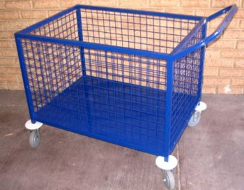 Mesh Trolley Built To Your Needs4
