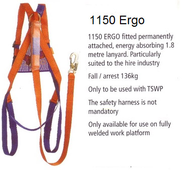Safety Cage Harness